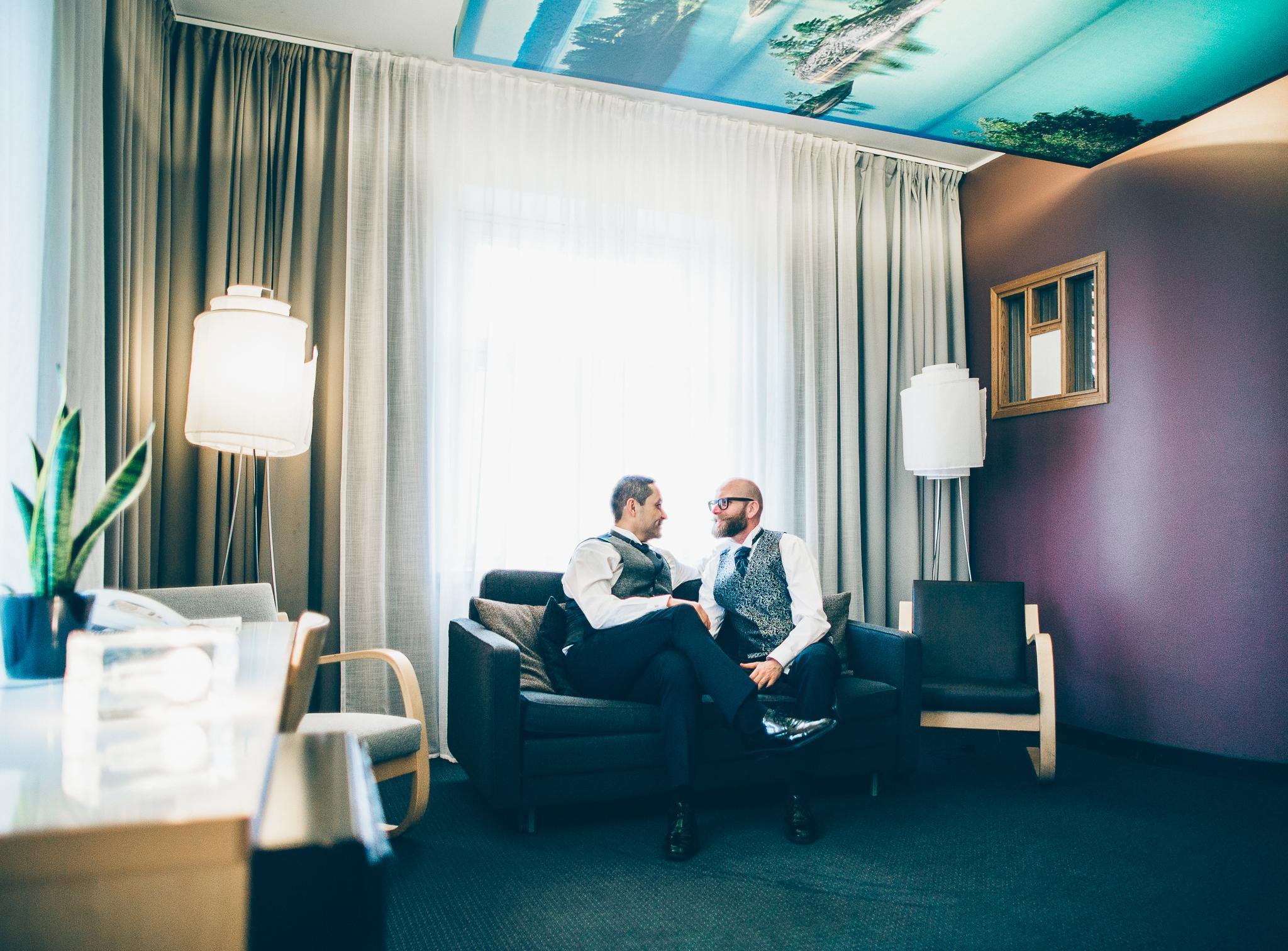 Gay/LGBTQ friendly Hotel Helka in Helsinki Finland, sateenkaariystävällinen Suomi yhteisön jäsen
