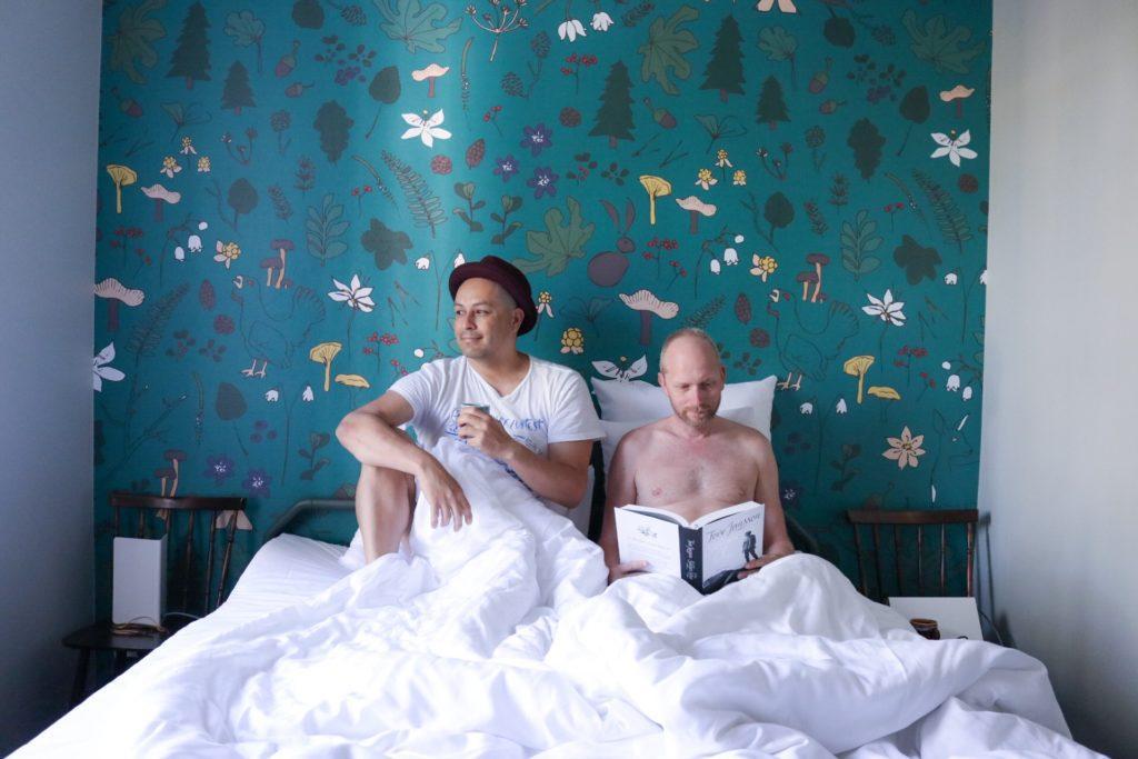 Gay/LGBTQ friendly hostel Myö in Helsinki Finland, sateenkaariystävällinen Suomi yhteisön jäsen