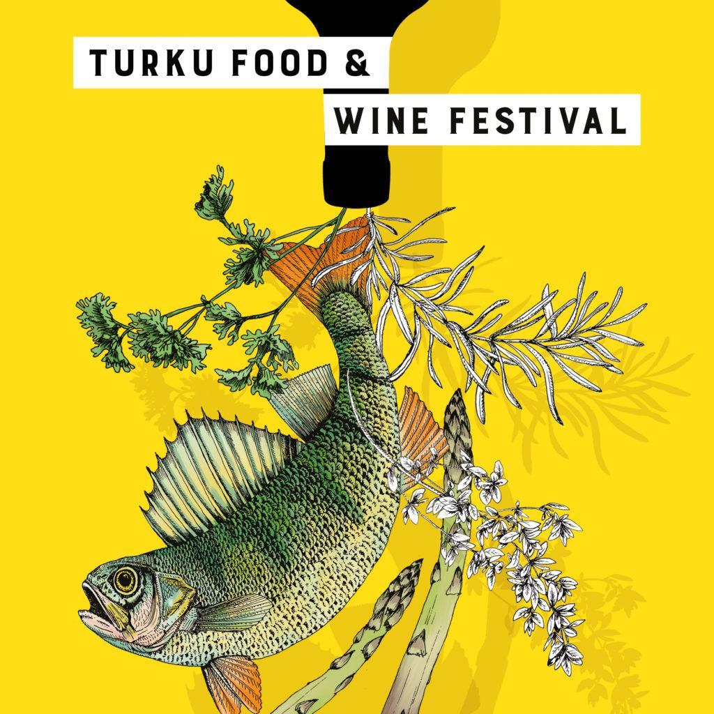 Gay/LGBTQ friendly Food & Wine festival in Turku Finland, sateenkaariystävällinen Suomi yhteisön jäsen