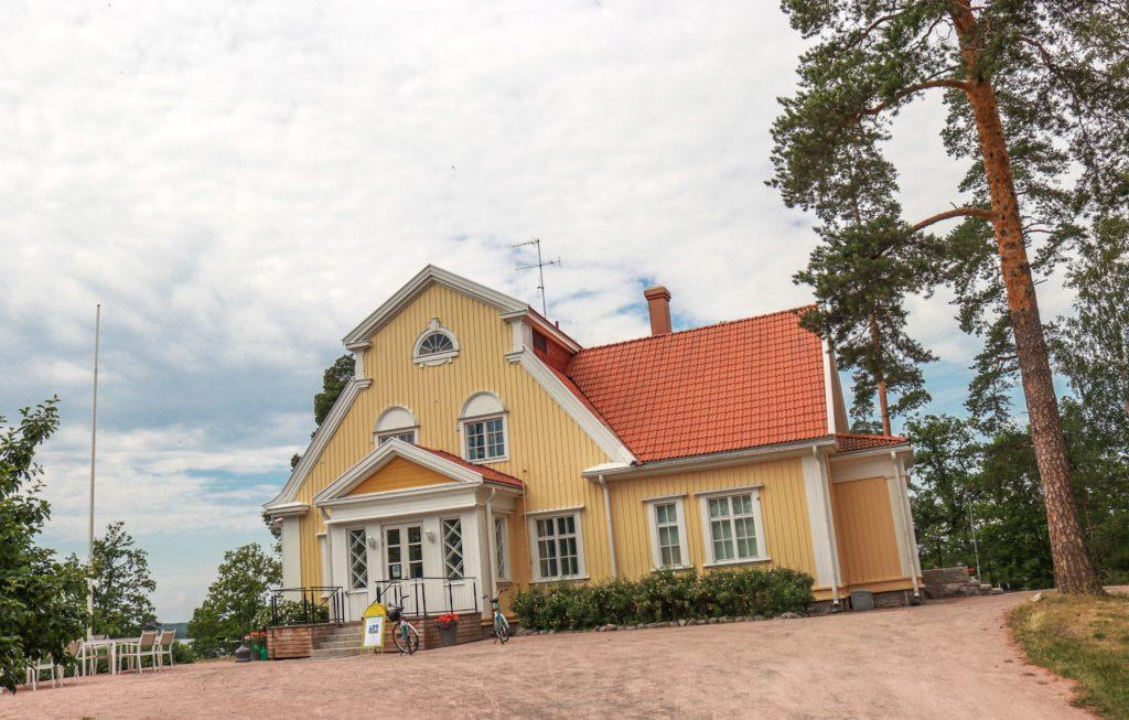 Kallio-Kuninkala summer cafe