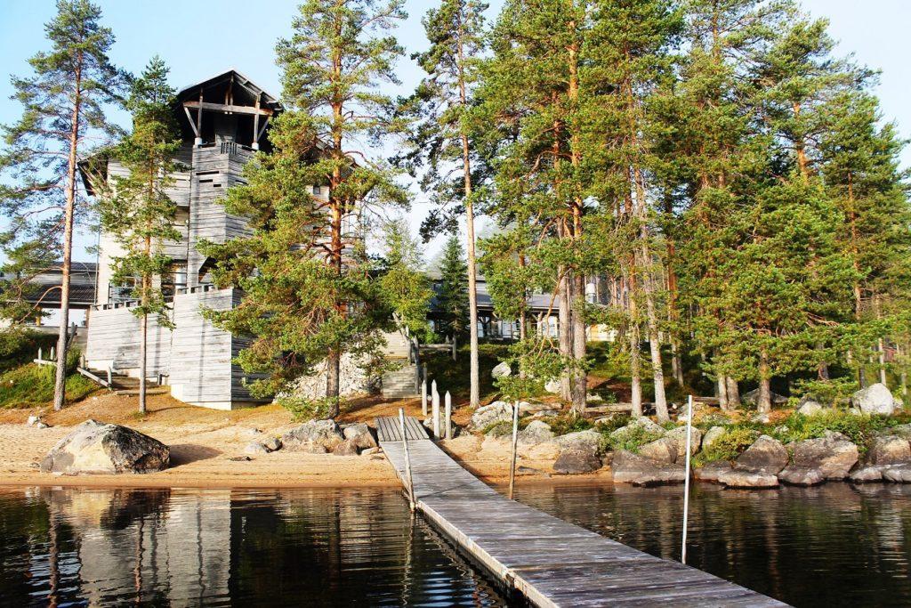 Gay/LGBTQ friendly hotel Kalevala in Kuhmo Finland, sateenkaariystävällinen Suomi yhteisön jäsen