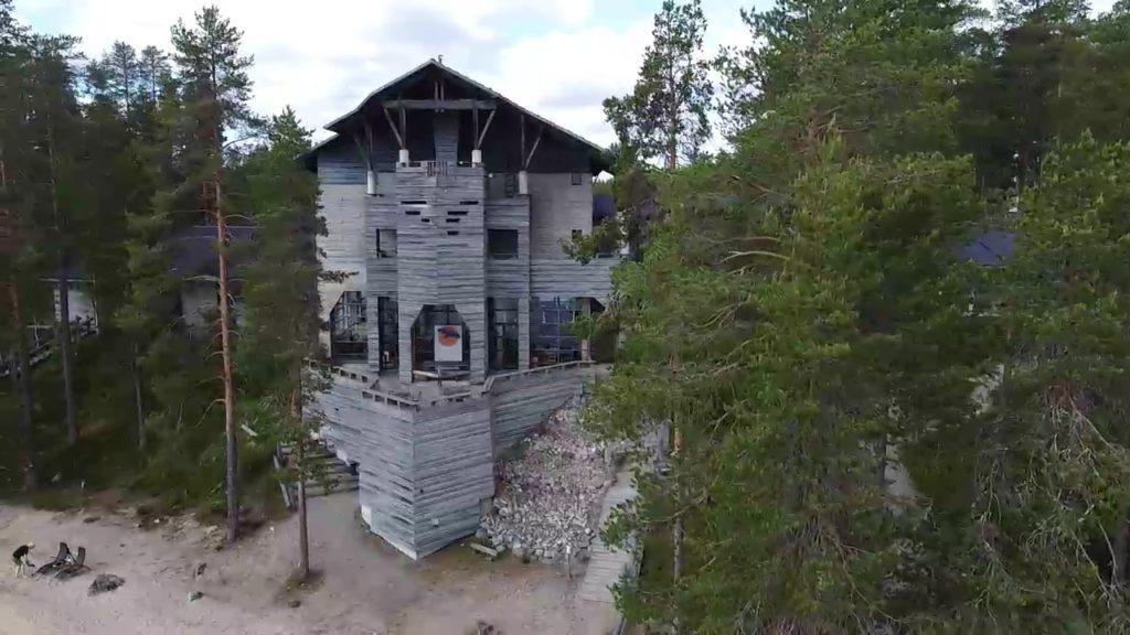 Hotel Kalevala in Kuhmo