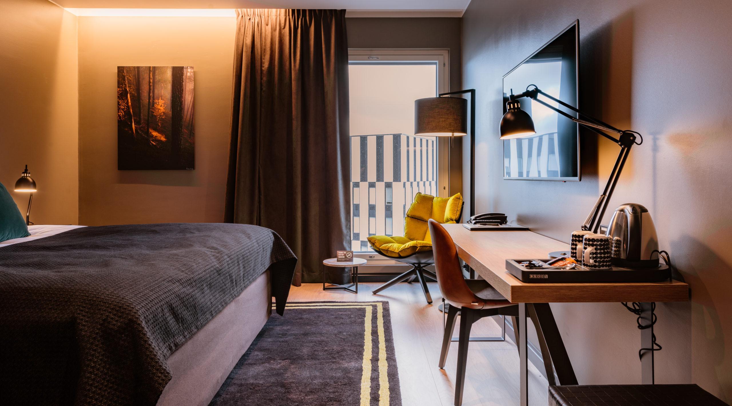 Gay/LGBTQ friendly hotel Clarion Aviapolis in Vantaa Finland, sateenkaariystävällinen Suomi yhteisön jäsen